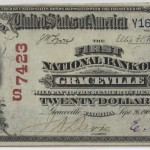Graceville 1902 RS $20